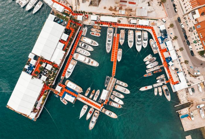 организация контроля проходов на территорию порта